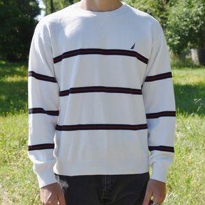 Striped Nautica Sweater